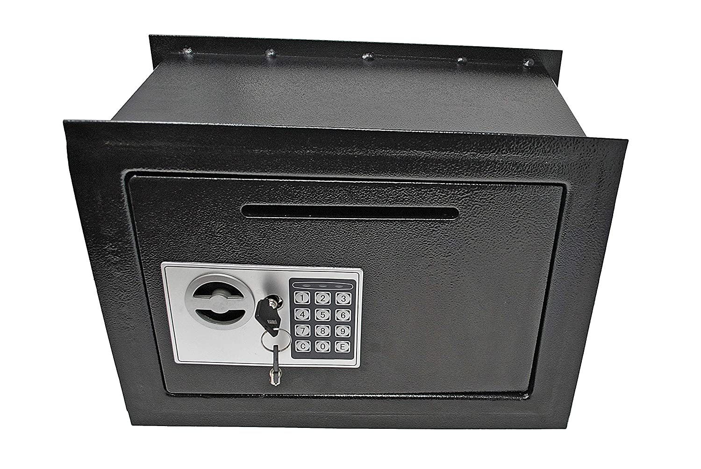 Caja Fuerte de Depósito de Empotrar Electrónica con Anti Bounce ...