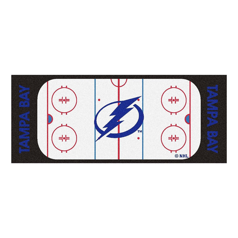 FANMATS NHL Tampa Bay Lightning Nylon Face Football Field Runner