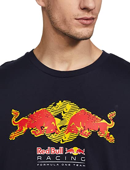 Puma Red Bull Racing Double Bull Shirt Herren Bekleidung