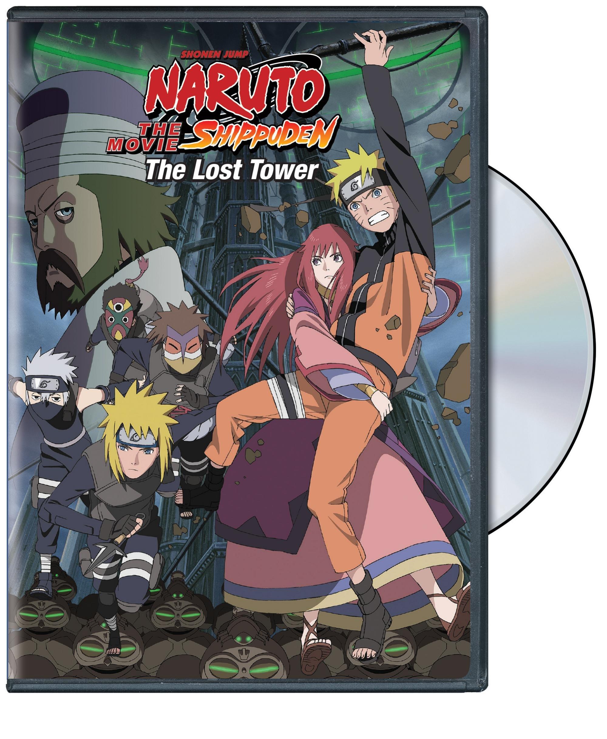 Amazon Naruto Shippuden The Movie