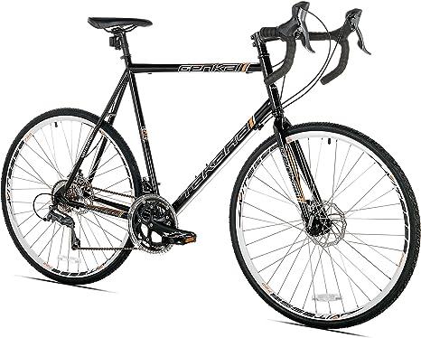Takara Genkai ciclocross Bicicleta, Unisex, Negro: Amazon.es: Deportes y aire libre