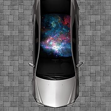 Sign Factory R111 Galaxy Roof Wrap - Decal Decals Wraps Vinyl Wraps Art  Poster Image Carbon Hood Car Truck Fiber Hood