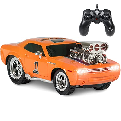 Amazon Com Best Choice Products 2 4 Ghz Remote Control Drag Race