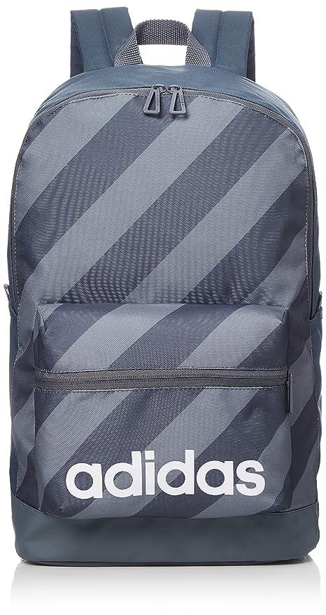 38a5f22f36 Adidas BP AOP Daily Sac à Dos Loisir, 25 cm, liters, Gris  (Onix/Gris/Blanco): Amazon.fr: Sports et Loisirs