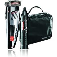 BaByliss E846FPE - Kit de barbero y naricero