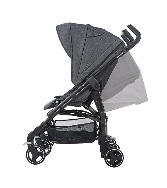 Bébé Confort Dana For2 - Silla de paseo gemelar, color sparkling grey: Amazon.es: Bebé