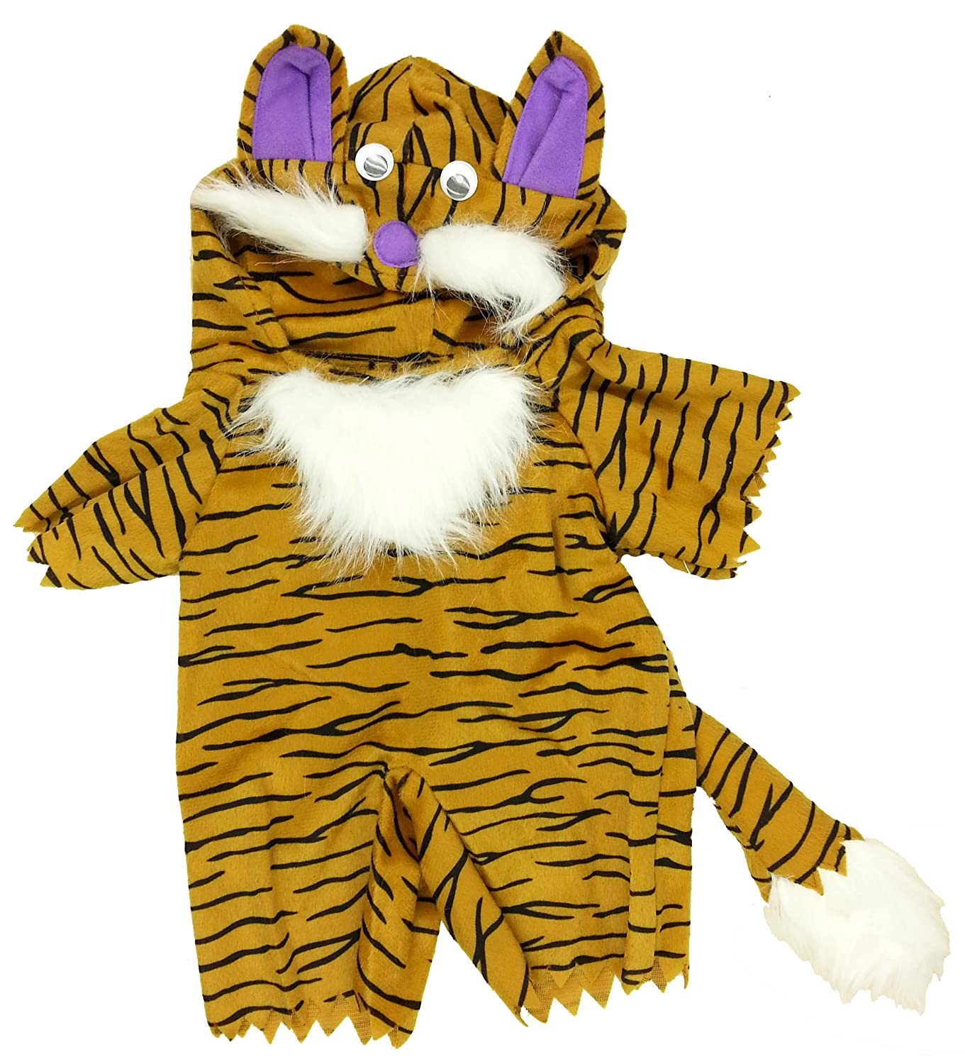 Vermont Teddy Bears and Make Your Own Stuffems Toy Shop Kitty Kat Outfit Teddy Bear Clothes Outfit Fits Most 14-18 Build-a-Bear
