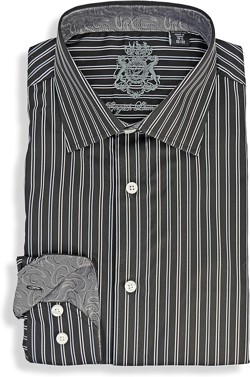English Laundry Striped Dress Shirt