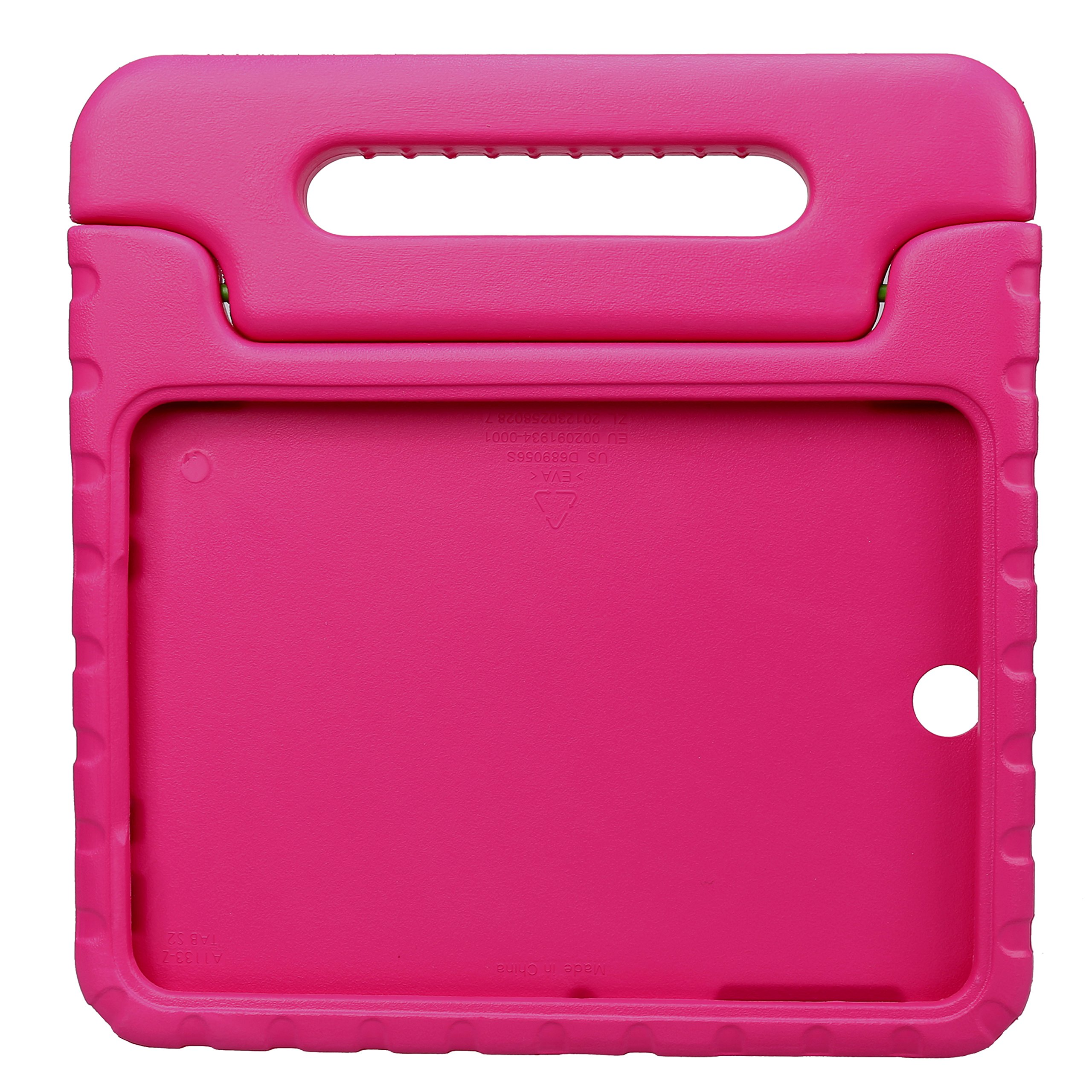 NEWSTYLE Tab S2 9.7 Shockproof Case Light Weight Kids Case Super Protection Cover Handle Stand Case for Kids Children for Samsung Galaxy Tab S2 9.7-inch Tablet SM-T810 SM-T815 (S2 9.7, Rose)