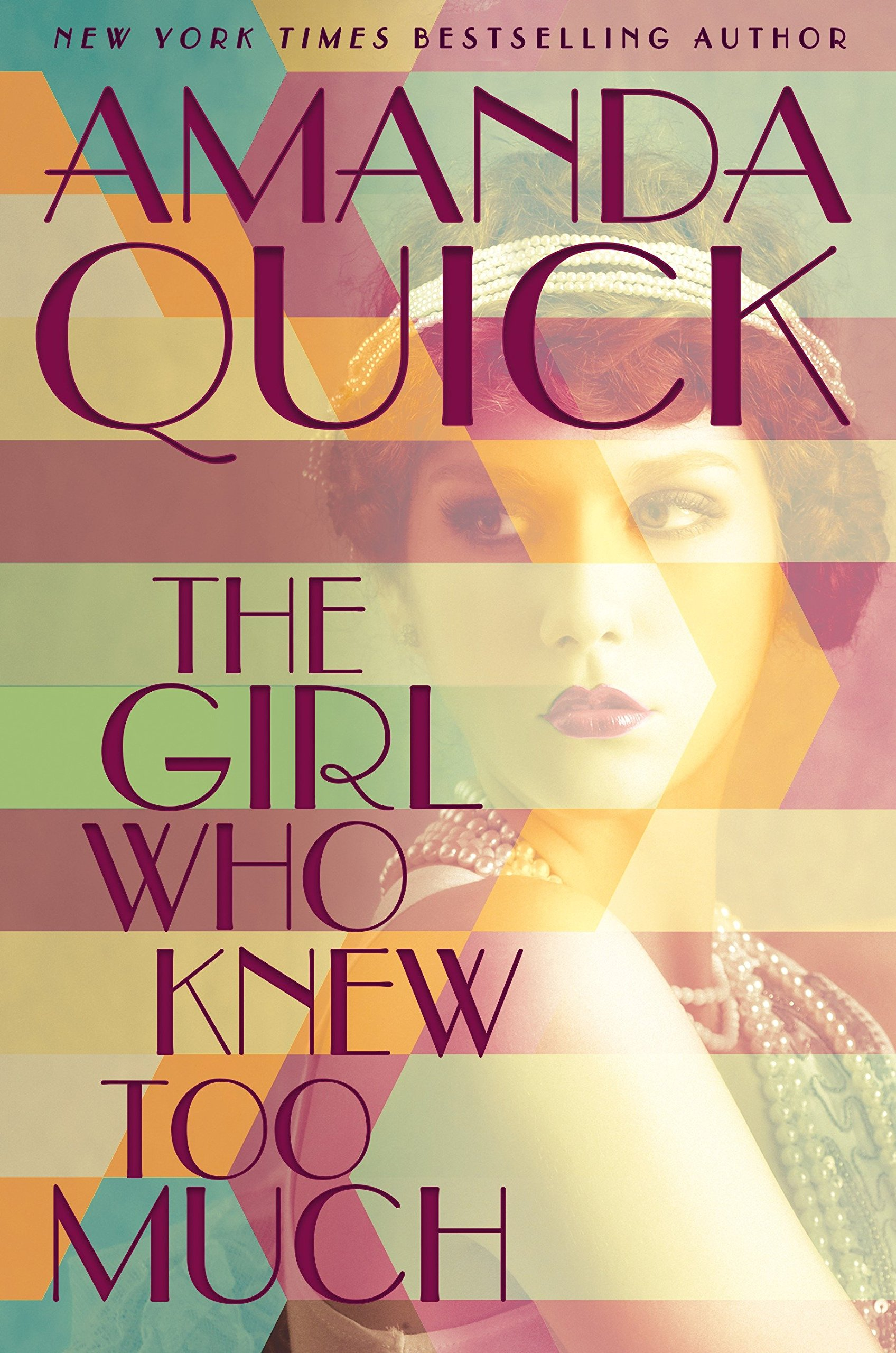 The Girl Who Knew Too Much by BERKLEY (Image #1)
