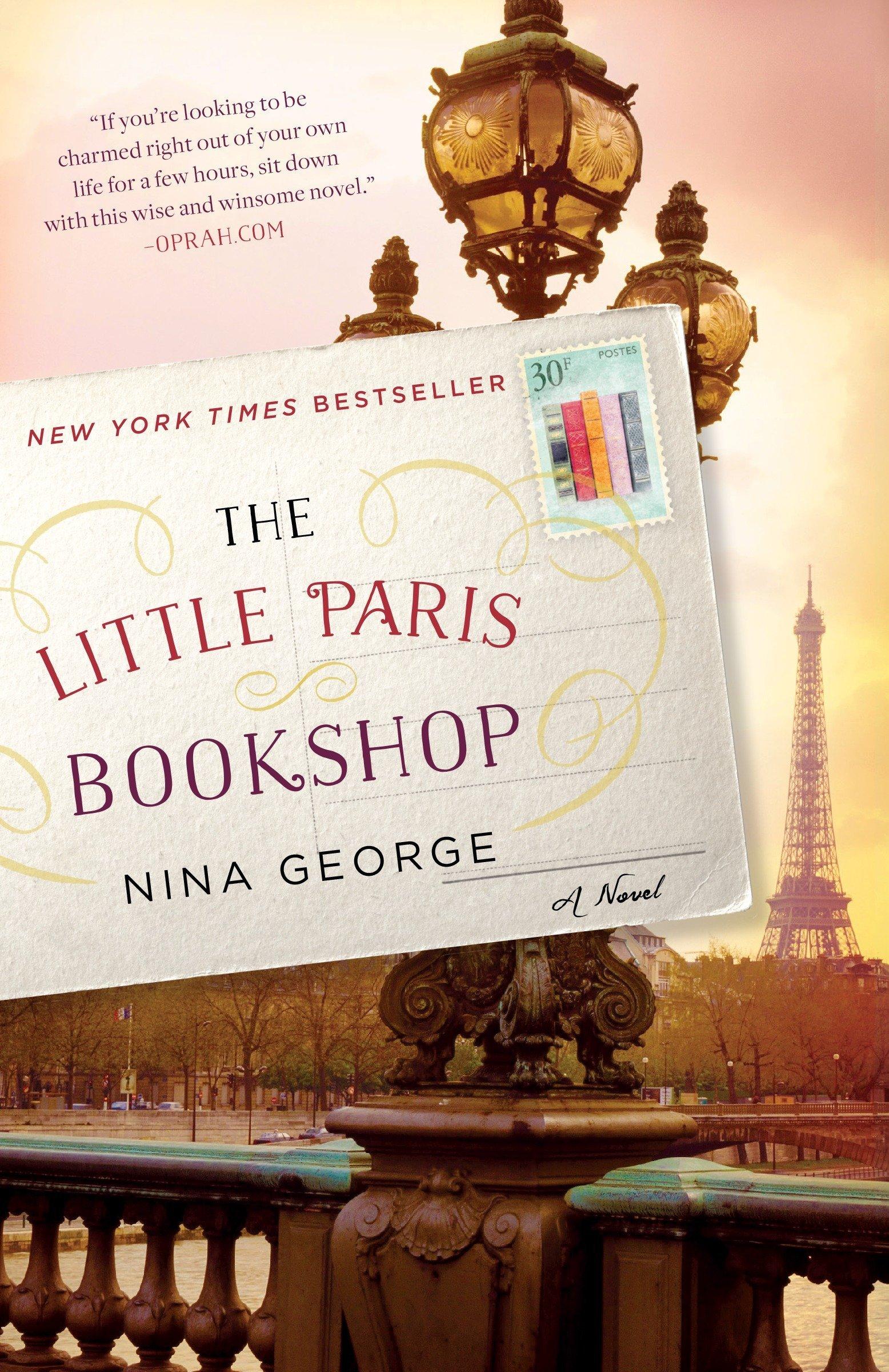 The Little Paris Bookshop: A Novel by Broadway Books
