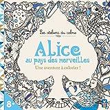 Alice Au Pays Des Merveilles Un Livre A Colorier Amazon Fr Lewis