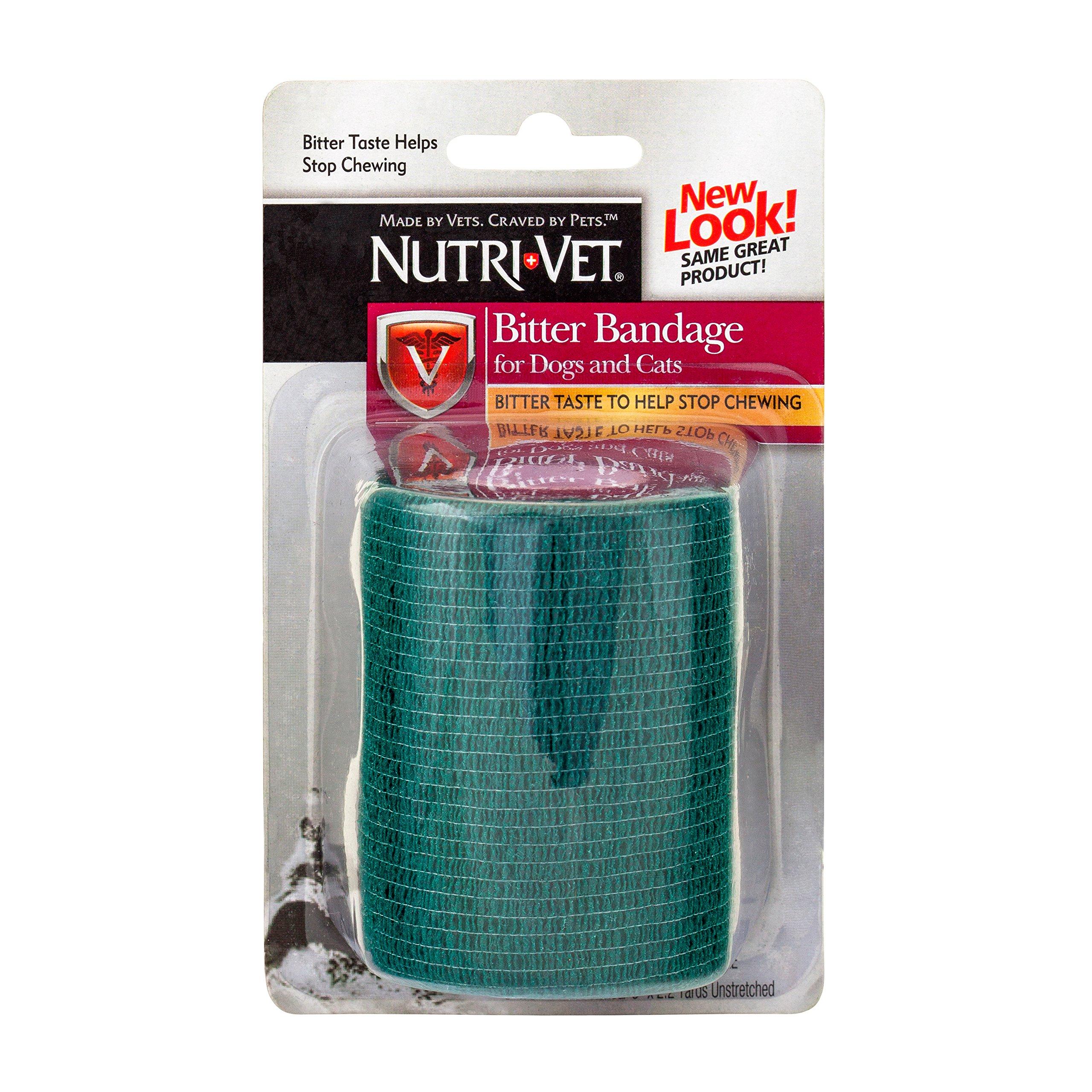 Nutri-Vet Wellness Bitter Bandage, Colors May Vary