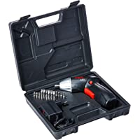 Parafusadeira Skil, 3.6V, 220V + Maleta, Bosch F0122000J3, Preto