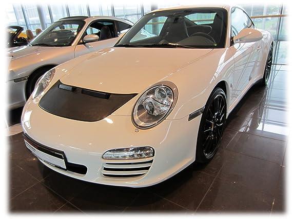 ... Front End Nose Mask for Porsche 911 Carrera Targa TYPE 997, Boxster Cayman Spyder TYPE 987 2004-2012 Bonnet Bra STONEGUARD PROTECTOR TUNING: Automotive