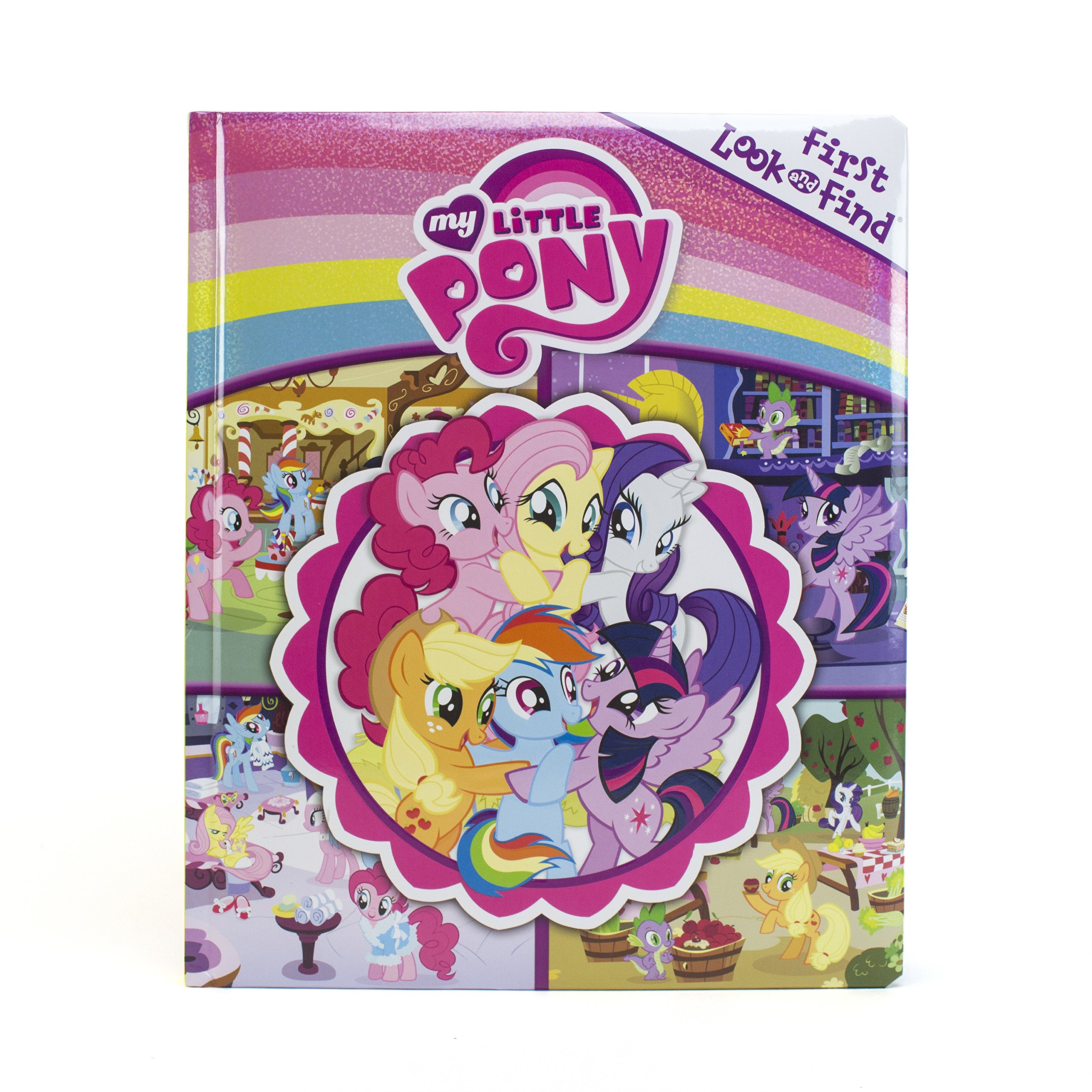 Download My Little Pony: First Look and Find pdf