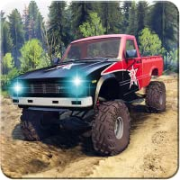Hillock offroad jeep Driving 3D 4x4 Pro