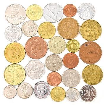 Amazon.com: Montón de 28 diferentes monedas de cada Unión ...