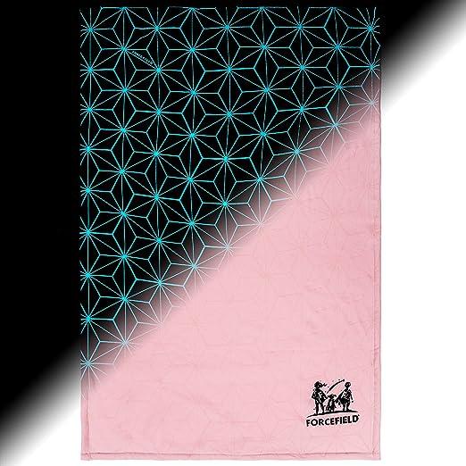 ForceField Cloak Glow in the Dark Pink Flower