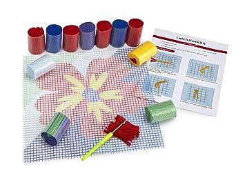 Amazon.com: Zirrly - Kit de gancho, para coser tu propia ...
