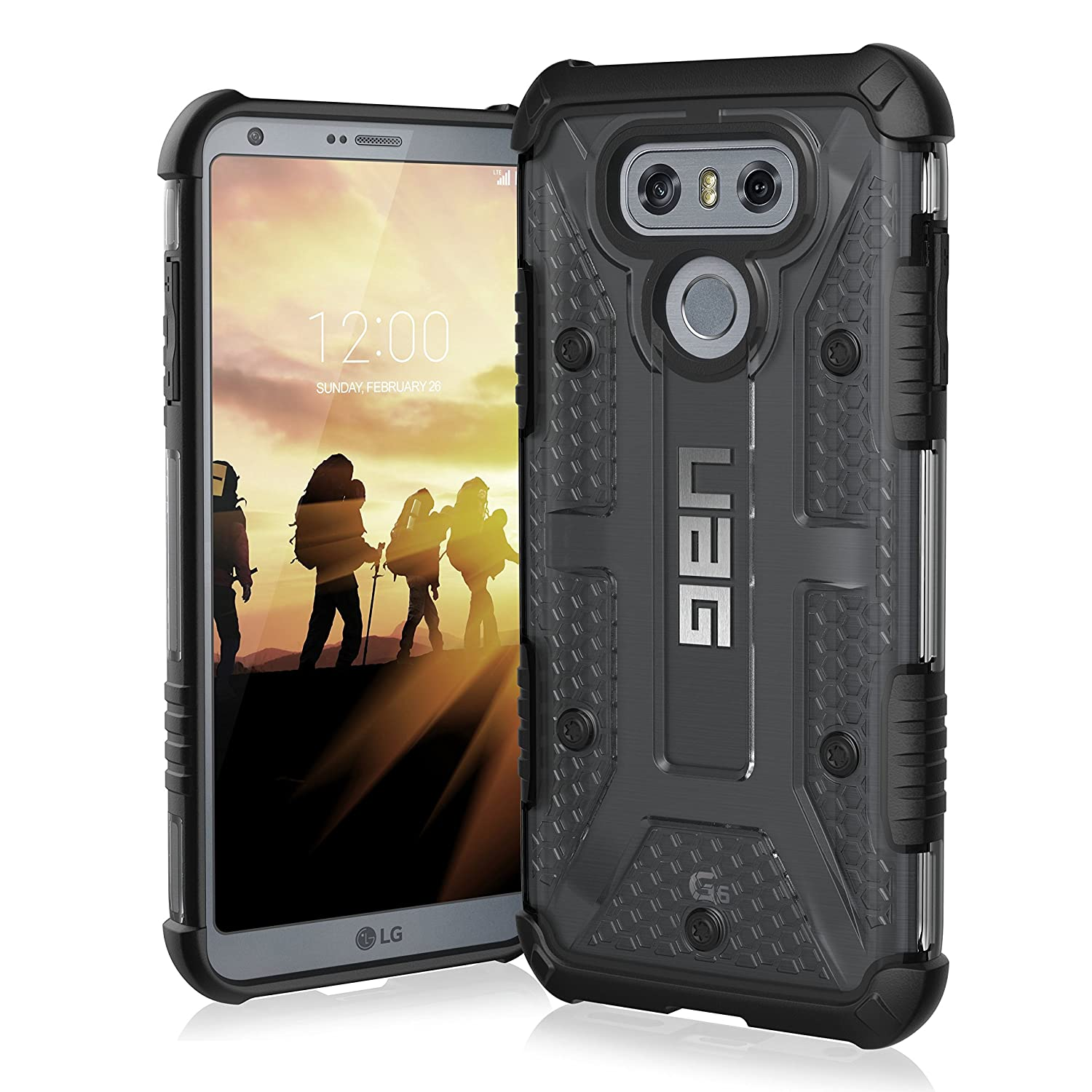 Rugged LG G6 UAG Case