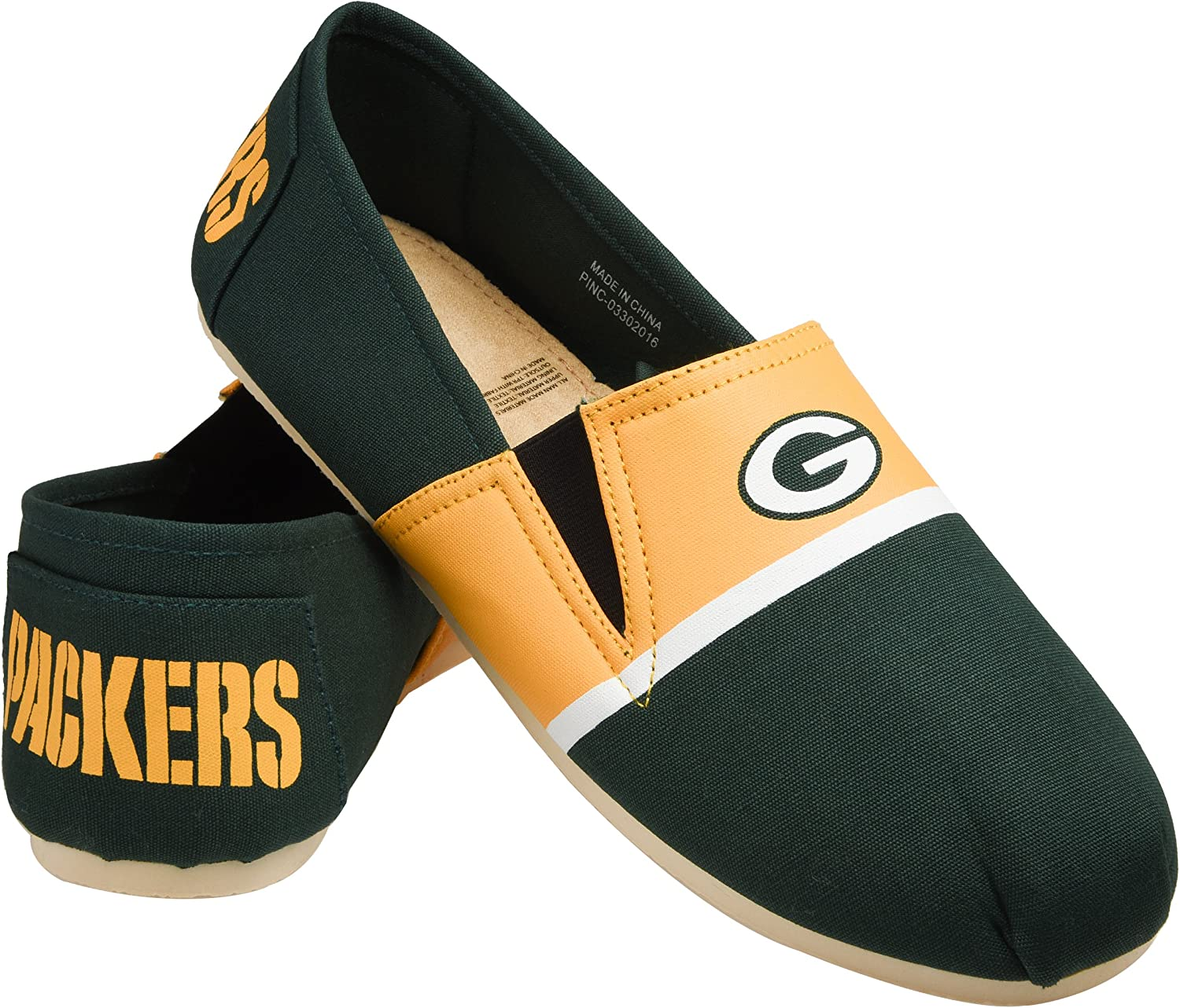 Slippers Baby Forever Collectibles Green Bay Packers Booties