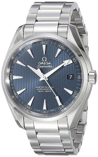 Omega Seamaster Aqua Terra 150 M - Reloj (Reloj de pulsera, Masculino, Acero