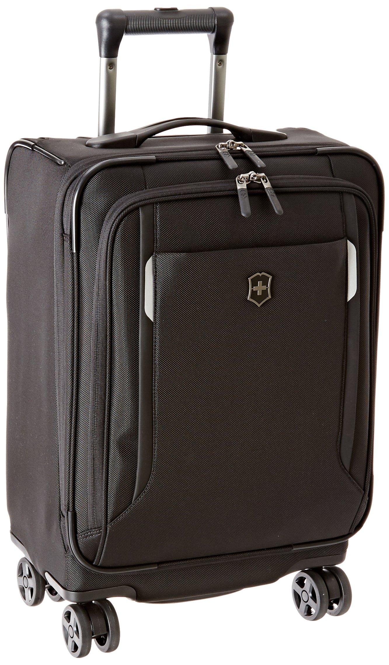 Victorinox Werks Traveler 5.0 WT 20 Dual-Caster, Black, One Size