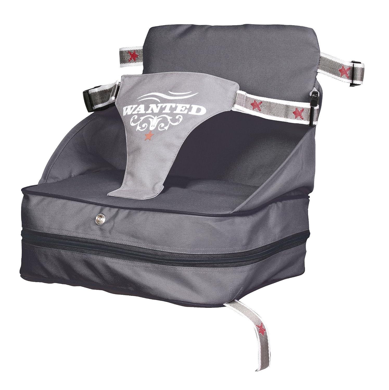 flexible Sitzerh/öhung f/ür zuhause und unterwegs mobiler aufblasbarer Kindersitz mit erh/öhten Seitenteilen roba Boostersitz