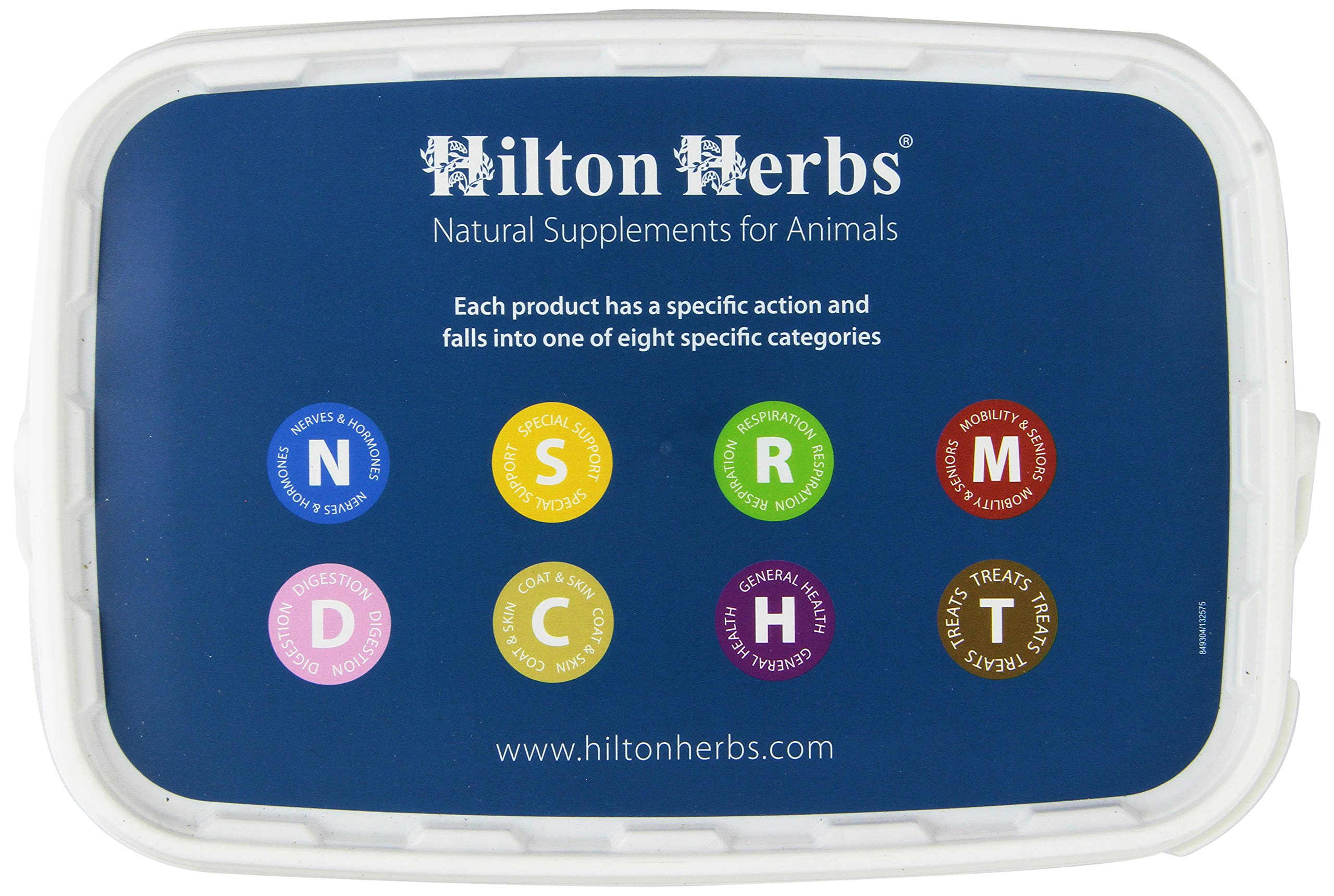 Hilton Herbs Milk Thistle Plus Detox Supplement for Horses, 1kg Tub