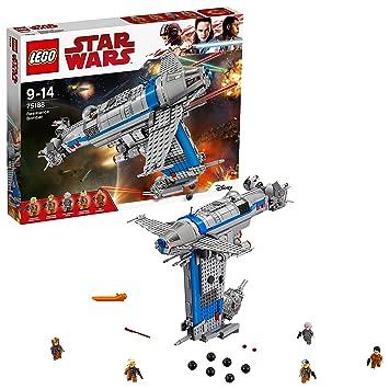 Lego Star Wars 75188 - Resistance Bomber: Amazon.de: Spielzeug