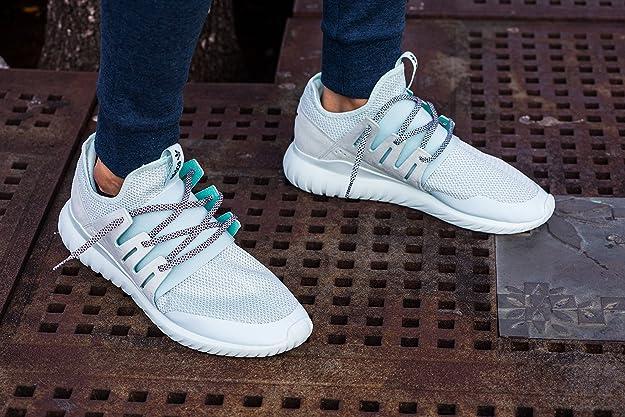 563d688893a1 Amazon.com  REDUX DARK BLUE FLAT 3M Reflective Shoelaces for Adidas ...