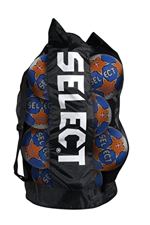 SELECT Fussballsack Fussballsack 10-12 FB - Bolsa/Red para balones ...
