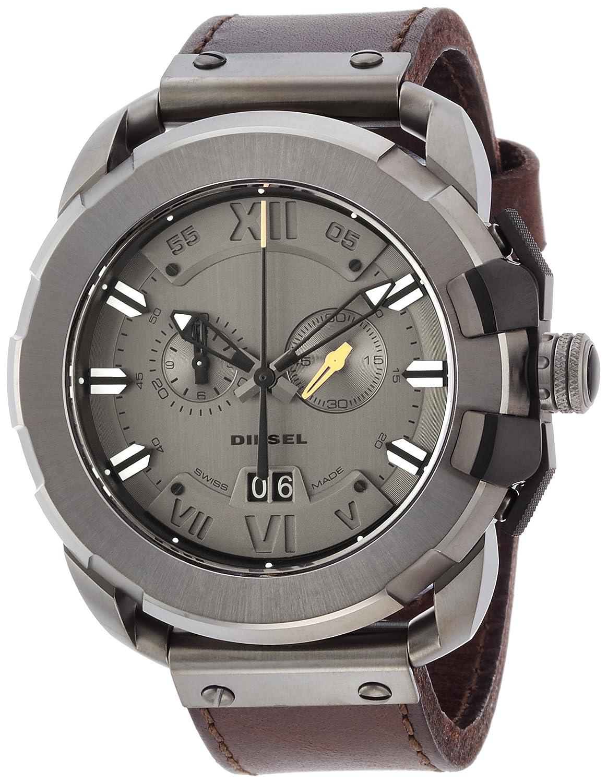 (ディーゼル)DIESEL 腕時計 TIMEFRAMES 0018UNI 00QQQ01 その他 DZS00100QQQ メンズ 【正規輸入品】 B014IGK88U