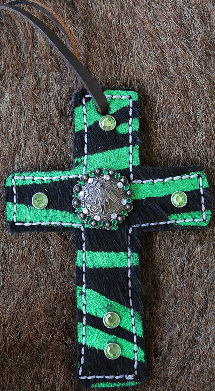 CHALLENGER Western Barrel Tooled Leather Cross Tie Saddle Christmas Tree 96FK