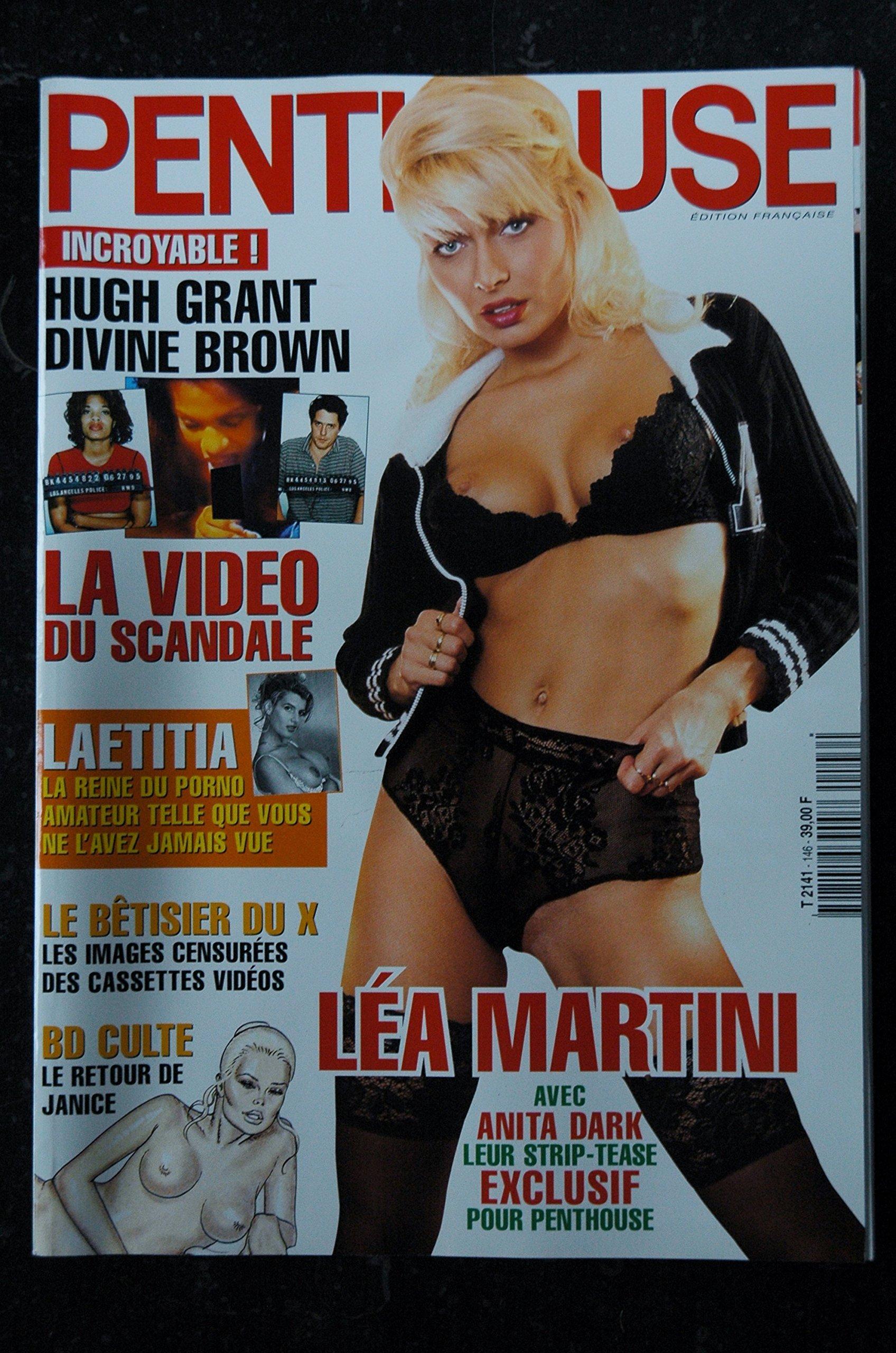Penthouse  Latitia Lea Martini Anita Dark Janice Hugh Grant Scandale Betisier Erotic Amazon Ca Les Tresors D Emmanuelle Books