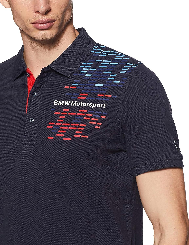 Puma Bmw MSP gráfico equipo Polo camisa Top 761994 equipo ...