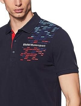 Puma - Polo para Hombre, diseño de BMW, BMW MSP Graphic Polo.Team ...