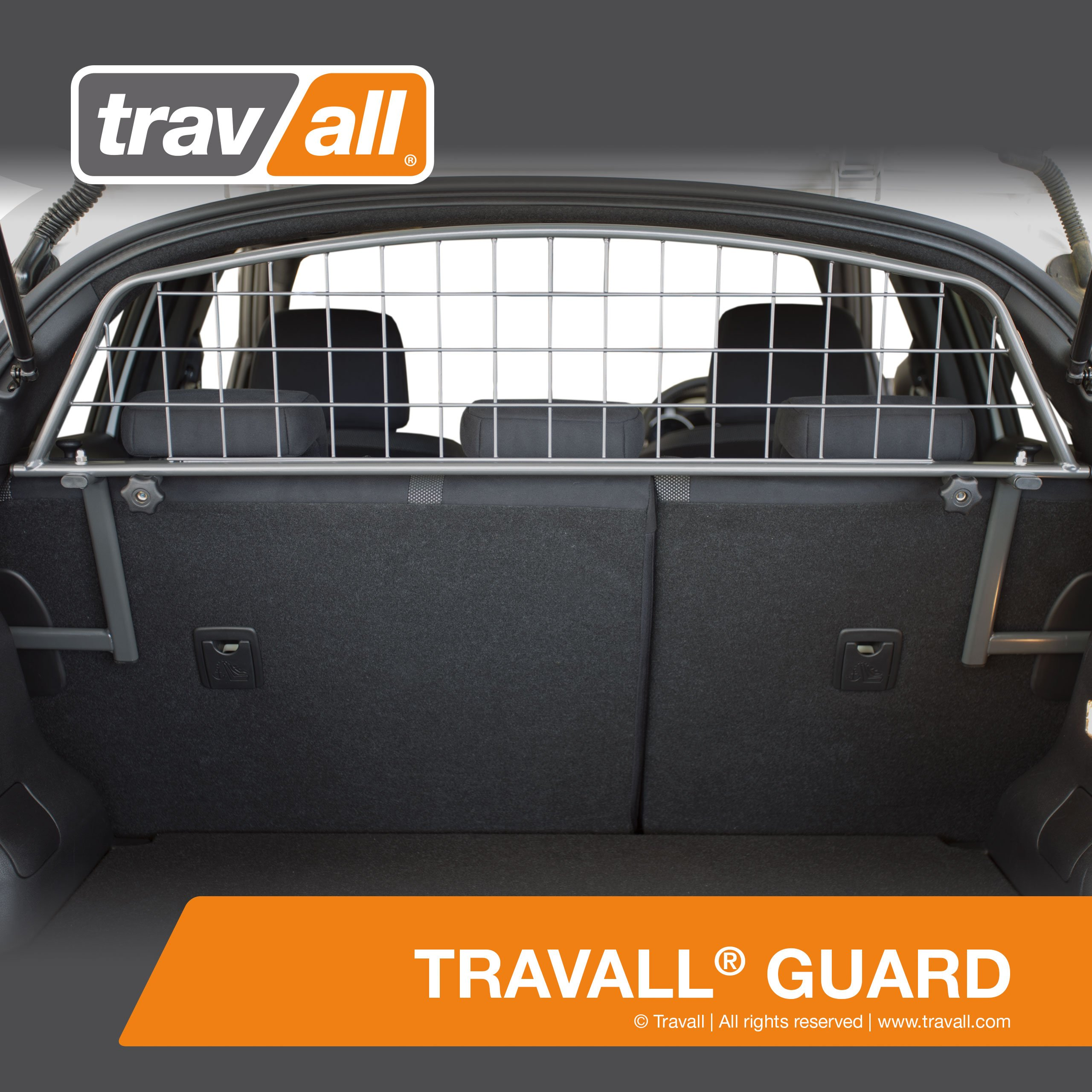 NISSAN Juke Pet Barrier (2010-Current) - Original Travall Guard TDG1313