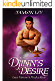 The Djinn's Desire: A Mates for Monsters Novella