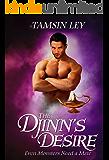 The Djinn's Desire: A Mates for Monsters Novella (English Edition)