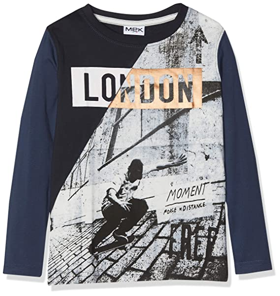 buy popular c399f df30e Mek T-Shirt Bambino: Amazon.it: Abbigliamento