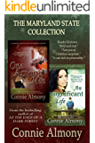 The Maryland State Collection: A Christian Romantic Suspense Box Set (The Maryland State University Series)