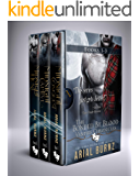 Bonded By Blood Vampire Chronicles - Books 1-3 (Paranormal Romance Series for Adults): Epic Paranormal Series