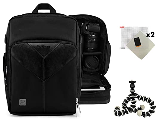 Amazoncom Travel Protective Fashion Backpack For Canon Eos 20d 30d