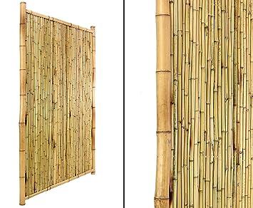 Amazon De Bambuswand Ten New Line1 180x120cm Geschlossen
