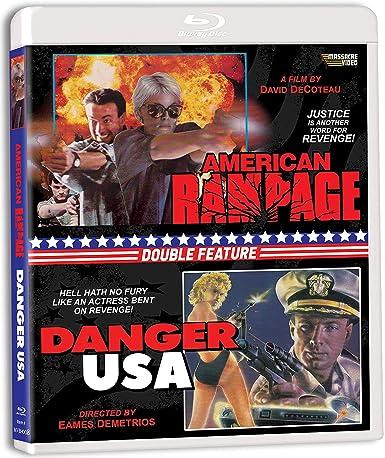 Amazon.com: American Rampage / Danger USA [Blu-ray]: Dan ...
