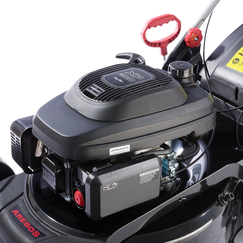 Cortacésped de gasolina autopropulsado premium, función 3 en ...