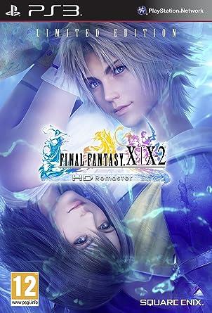 Final Fantasy X/X-2 HD Remaster Limited Edition [Importación Inglesa]: Amazon.es: Videojuegos