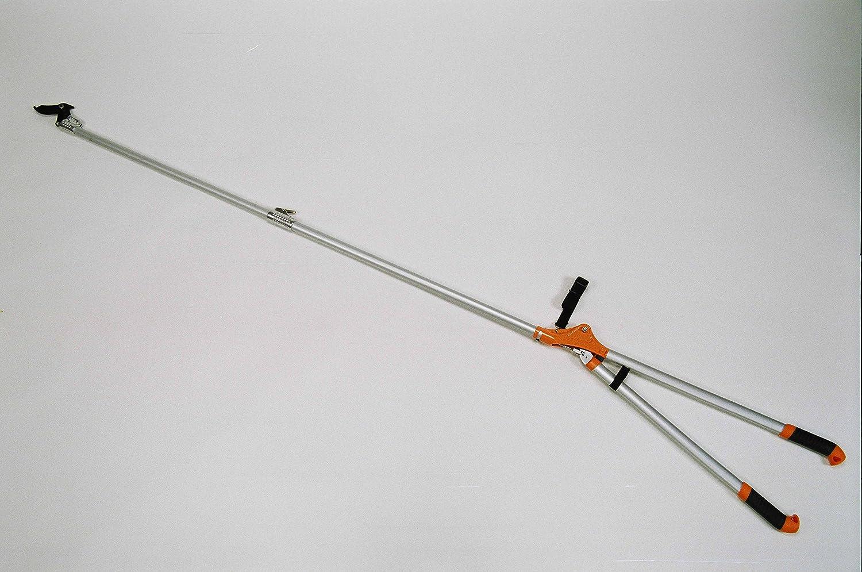 デラックス伸縮式太枝切鋏(肩かけベルト付) YZ-1600 B00TO60KPG